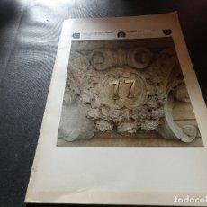 Libros antiguos: REVISTA CAU CONSTRUCCION ARQUITECTURA URGANISMO NUMERO 77 PESA 400 GRAMOS. Lote 178846203