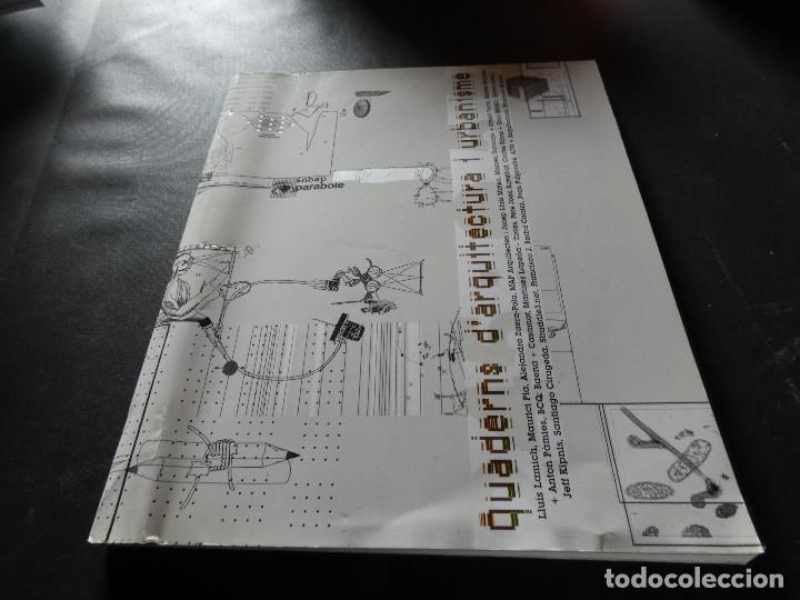 QUADERNS D ARQUITECTURA I URBANISME 245 AÑO 2005 PESA 600 GR (Libros Antiguos, Raros y Curiosos - Bellas artes, ocio y coleccion - Arquitectura)
