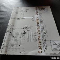 Libros antiguos: QUADERNS D ARQUITECTURA I URBANISME 245 AÑO 2005 PESA 600 GR. Lote 178850578