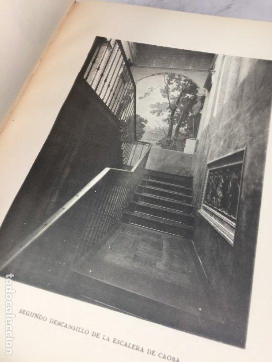 Libros antiguos: EL PALACETE DE LA MONCLOA 1929 Su pasado y su presente JOAQUIN EZQUERRA DEL BAYO - Foto 12 - 271383003