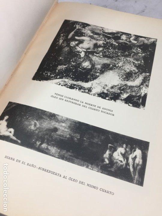 Libros antiguos: EL PALACETE DE LA MONCLOA 1929 Su pasado y su presente JOAQUIN EZQUERRA DEL BAYO - Foto 13 - 271383003