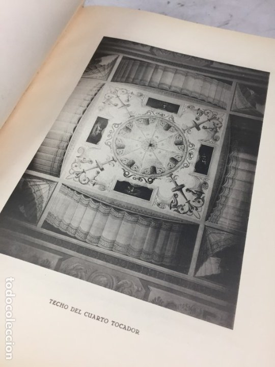 Libros antiguos: EL PALACETE DE LA MONCLOA 1929 Su pasado y su presente JOAQUIN EZQUERRA DEL BAYO - Foto 14 - 271383003