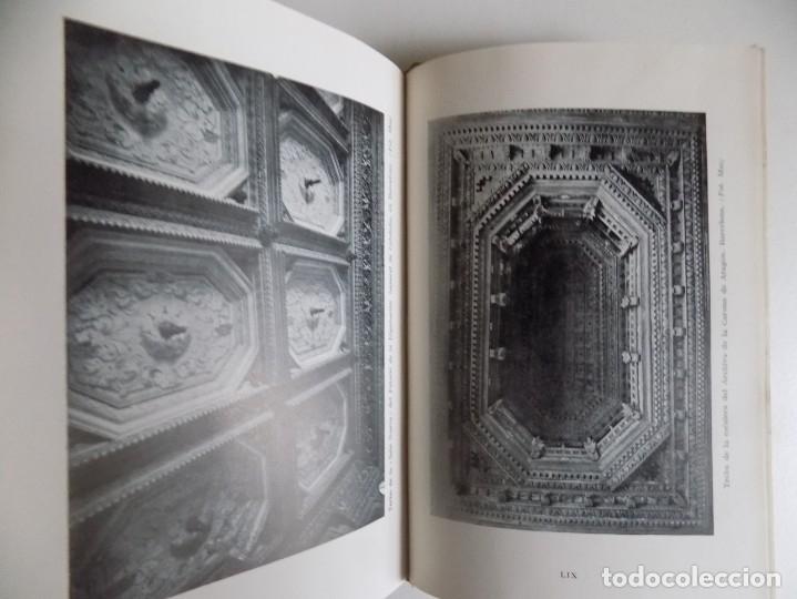 Libros antiguos: LIBRERIA GHOTICA. JOSÉ F. RÀFOLS. TECHUMBRES Y ARTESANADOS ESPAÑOLES.1945.ILUSTRADO. - Foto 2 - 179043506