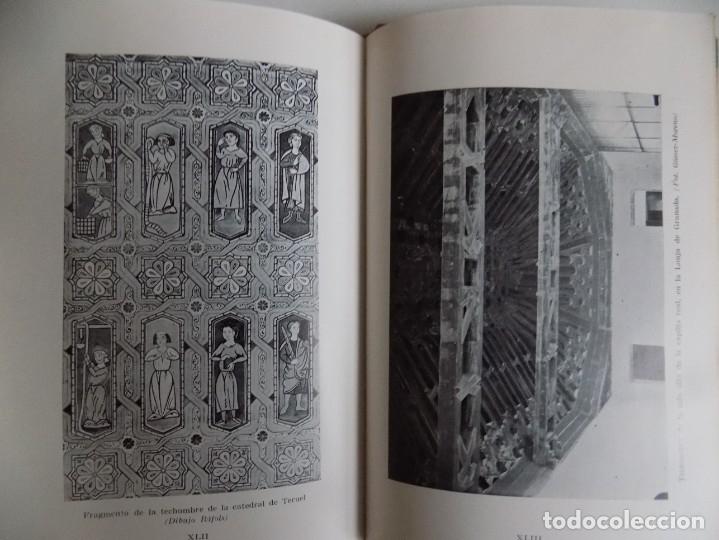 Libros antiguos: LIBRERIA GHOTICA. JOSÉ F. RÀFOLS. TECHUMBRES Y ARTESANADOS ESPAÑOLES.1945.ILUSTRADO. - Foto 3 - 179043506