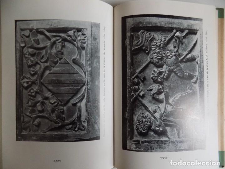 Libros antiguos: LIBRERIA GHOTICA. JOSÉ F. RÀFOLS. TECHUMBRES Y ARTESANADOS ESPAÑOLES.1945.ILUSTRADO. - Foto 4 - 179043506