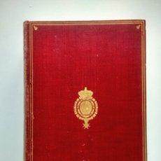 Libros antiguos: ROYAL PALACES OF SPAIN. CALVERT. Lote 180473161
