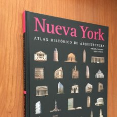 Libros antiguos: ARQUITECTURA DE NUEVA YORK. Lote 181472045