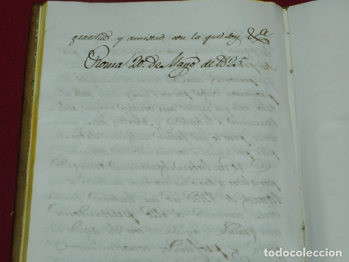 Libros antiguos: (M3.6) LIBRO MANUSCRITO S.XIX - MATIAS SAVINA - DESCRIPCION DE VARIAS FORMAS DE CASETONES ARQUITECTO - Foto 4 - 181492122