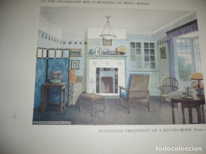 Libros antiguos: THE STUDIO YEAR -BOOK OF DECORATIVE ART 1920 LONDON ,PARIS ,NEW YORK - Foto 6 - 181626245
