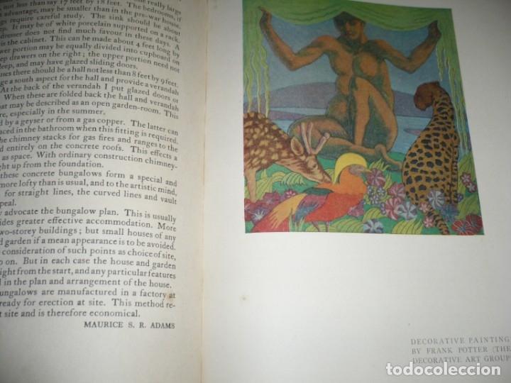 Libros antiguos: THE STUDIO YEAR -BOOK OF DECORATIVE ART 1920 LONDON ,PARIS ,NEW YORK - Foto 10 - 181626245