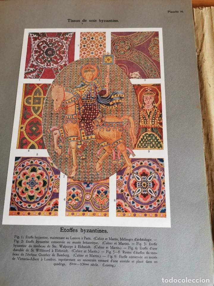 Libros antiguos: 60 LÁMINAS POLICROMADAS ALEXANDER SPELTZ LORNEMENT POLYCHROME MOYEN AGE 1915 LEIPZIG - Foto 14 - 181630186