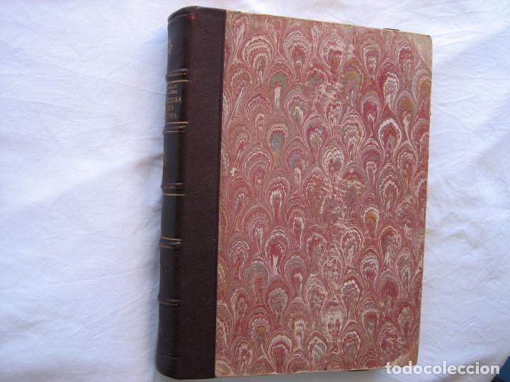 Libros antiguos: L'ARQUITECTURA ROMANICA A CATALUNYA – PUIG Y CADAFALCH, ANTONI DE FALGUERA, GODAY Y CASALS – 1909 - Foto 2 - 182428827