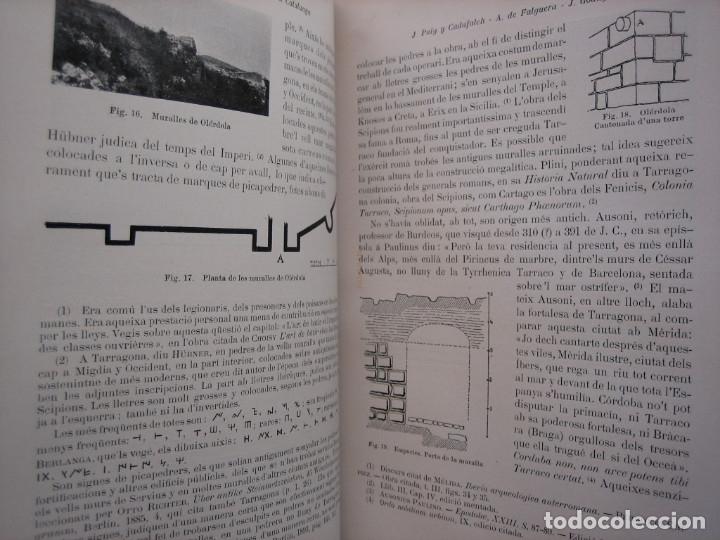 Libros antiguos: L'ARQUITECTURA ROMANICA A CATALUNYA – PUIG Y CADAFALCH, ANTONI DE FALGUERA, GODAY Y CASALS – 1909 - Foto 4 - 182428827