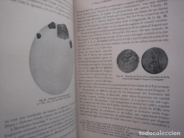 Libros antiguos: L'ARQUITECTURA ROMANICA A CATALUNYA – PUIG Y CADAFALCH, ANTONI DE FALGUERA, GODAY Y CASALS – 1909 - Foto 5 - 182428827