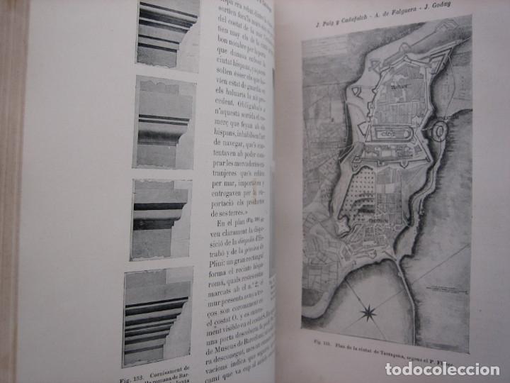 Libros antiguos: L'ARQUITECTURA ROMANICA A CATALUNYA – PUIG Y CADAFALCH, ANTONI DE FALGUERA, GODAY Y CASALS – 1909 - Foto 7 - 182428827