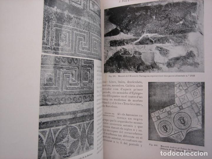 Libros antiguos: L'ARQUITECTURA ROMANICA A CATALUNYA – PUIG Y CADAFALCH, ANTONI DE FALGUERA, GODAY Y CASALS – 1909 - Foto 8 - 182428827