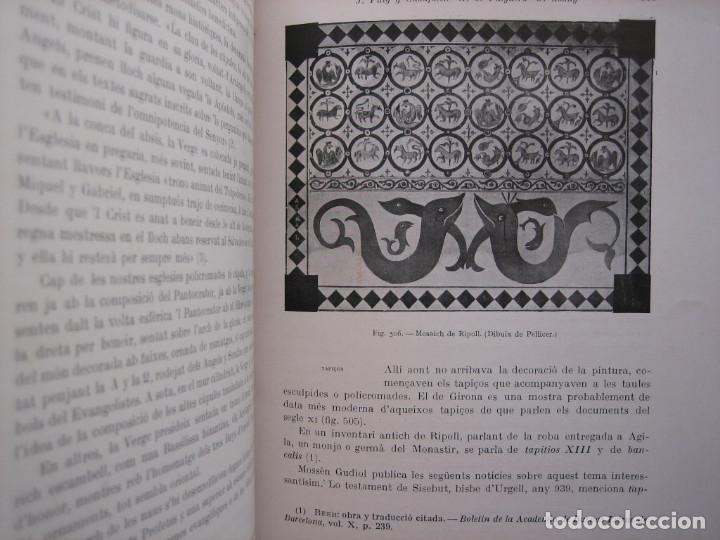 Libros antiguos: L'ARQUITECTURA ROMANICA A CATALUNYA – PUIG Y CADAFALCH, ANTONI DE FALGUERA, GODAY Y CASALS – 1909 - Foto 26 - 182428827