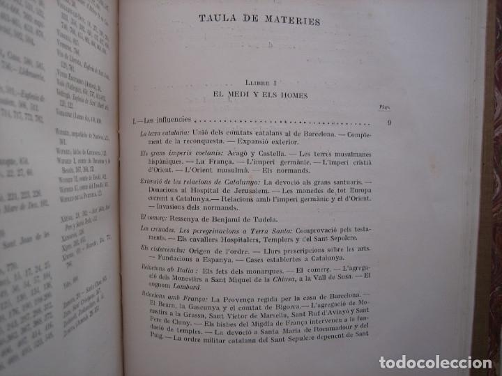 Libros antiguos: L'ARQUITECTURA ROMANICA A CATALUNYA – PUIG Y CADAFALCH, ANTONI DE FALGUERA, GODAY Y CASALS – 1909 - Foto 29 - 182428827