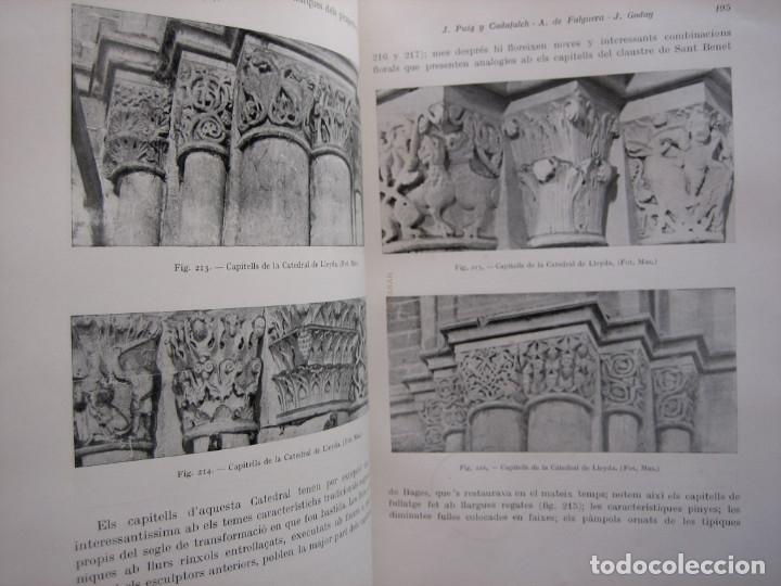 Libros antiguos: L'ARQUITECTURA ROMANICA A CATALUNYA – PUIG Y CADAFALCH, ANTONI DE FALGUERA, GODAY Y CASALS – 1909 - Foto 37 - 182428827