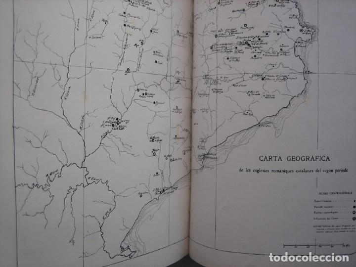 Libros antiguos: L'ARQUITECTURA ROMANICA A CATALUNYA – PUIG Y CADAFALCH, ANTONI DE FALGUERA, GODAY Y CASALS – 1909 - Foto 40 - 182428827