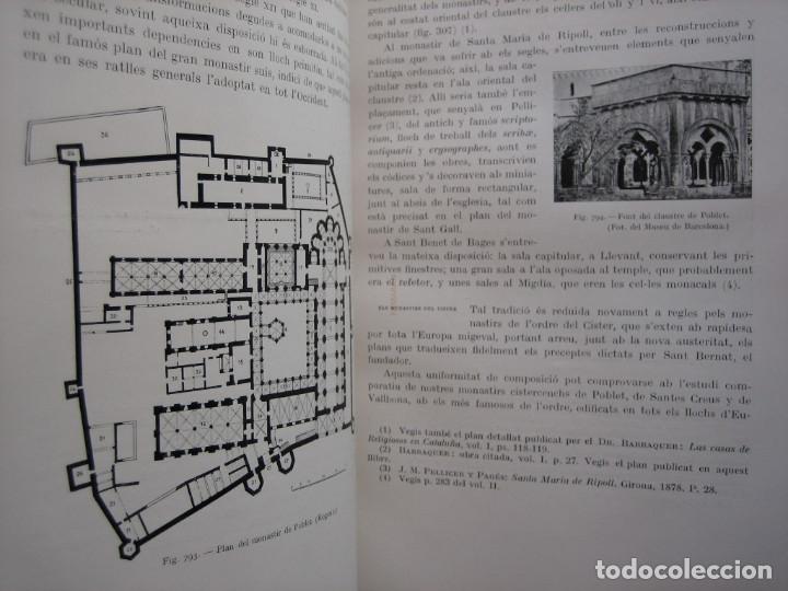 Libros antiguos: L'ARQUITECTURA ROMANICA A CATALUNYA – PUIG Y CADAFALCH, ANTONI DE FALGUERA, GODAY Y CASALS – 1909 - Foto 41 - 182428827
