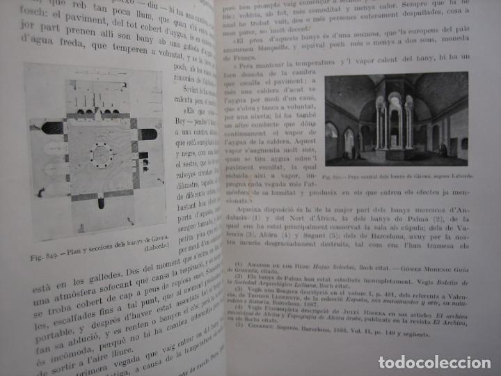 Libros antiguos: L'ARQUITECTURA ROMANICA A CATALUNYA – PUIG Y CADAFALCH, ANTONI DE FALGUERA, GODAY Y CASALS – 1909 - Foto 42 - 182428827