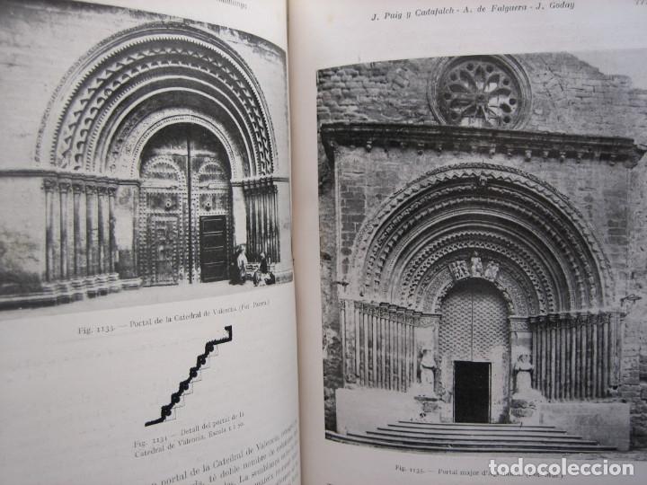 Libros antiguos: L'ARQUITECTURA ROMANICA A CATALUNYA – PUIG Y CADAFALCH, ANTONI DE FALGUERA, GODAY Y CASALS – 1909 - Foto 44 - 182428827