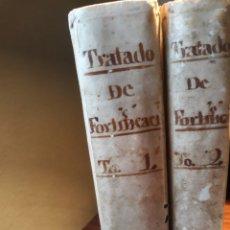 Libros antiguos: TRATADO DE FORTIFICACION O ARTE DE CONSTRUIR LOS EDIFICIOS MILITARES Y CIVILES - JUAN MULLER- 1769. Lote 183557831