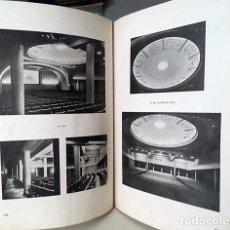 Libros antiguos: ARQUITECTURA. REVISTA... Nº 7. SEP 1935 (CINE REPÚBLICA: CINE CARRETAS; ESTUDIOS ROPTENCE.... Lote 184358886