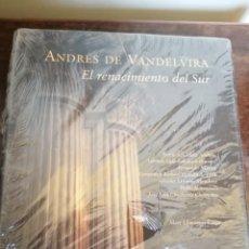 Libros antiguos: VOLUMINOSO LIBRO ANDRÉS DE VANDELVIRA RENACIMIENTO DEL SUR ARQUITECTURA JAÉN. Lote 210712744