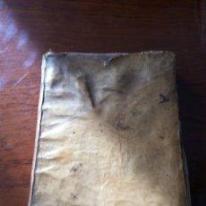 Libros antiguos: ELEMENTOS DE TODA LA ARQUITECTURA CIVIL 1763 P.CHRISTIANO RIEGER VARIAS FOTOS AUTENTICO. Lote 184774561