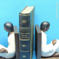 Libros antiguos: L'ARQUITECTURA ROMANA A CATALUNYA. PUIG I CADAFALCH, JOSEP, FALGUERA, ANTONI DE I GODAY Y CASALS, J.. Lote 184859961