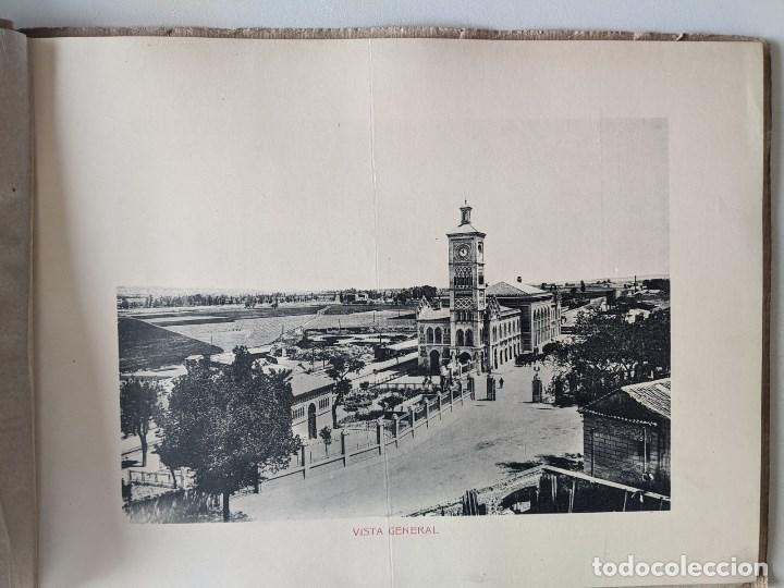 Libros antiguos: CATALOGO COMPAÑIA DE LOS FERROCARRILES MZA NUEVA ESTACION DE TOLEDO AÑO 1919 - Foto 2 - 186312058