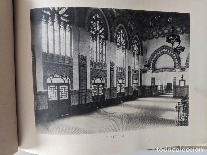 Libros antiguos: CATALOGO COMPAÑIA DE LOS FERROCARRILES MZA NUEVA ESTACION DE TOLEDO AÑO 1919 - Foto 4 - 186312058