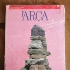Libros antiguos: L`ARCA. OCTUBRE.42 1990. Lote 188420066