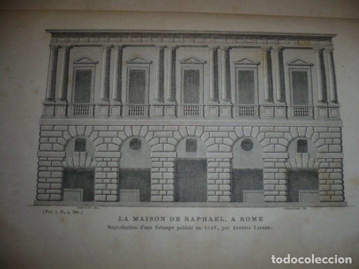 Libros antiguos: RAPHAEL DURBIN ET SON PERE GIOVANNI SANTI J-D PASSAVANT 1860 PARIS TOMO 2º - Foto 2 - 189963688