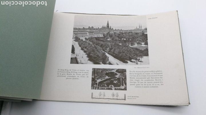 Libros antiguos: La plaça de Catalunya 1927 FIRMADO por el arquitecto Puig y Cadafalch - Foto 5 - 190596865