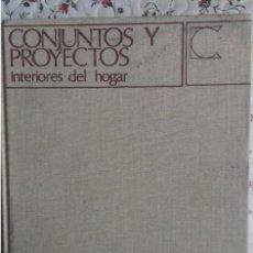 Libros antiguos: ENCICLOPEDIA COMPLETA INTERIORES DEL HOGAR, 5 TOMOS, 1972. Lote 190846398
