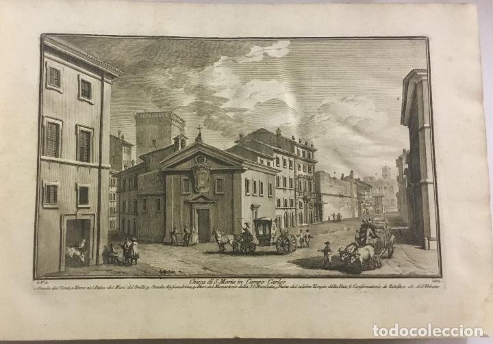 Libros antiguos: DELLE MAGNIFICENZE DI ROMA ANTICA E MODERNA. vedute di Roma. 1756-1761. + DE 100 GRABADOS - Foto 3 - 191725821