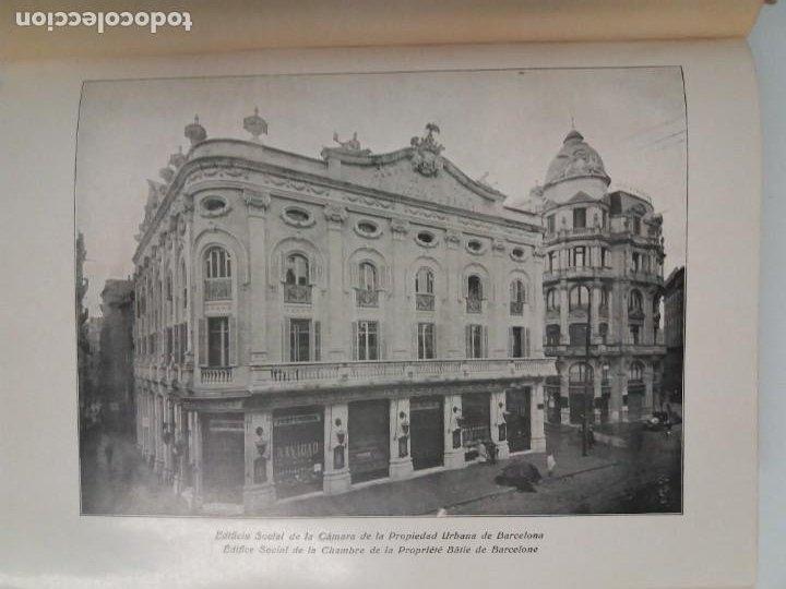 Libros antiguos: DECORATIVO CONGRESO INTERNACIONAL de la PROPIEDAD URBANA Barcelona 1925 - Foto 4 - 191874172