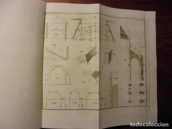 Libros antiguos: ARQUITECTURA CIVIL. BAILS. 1796. 64 GRABADOS - Foto 8 - 194507628