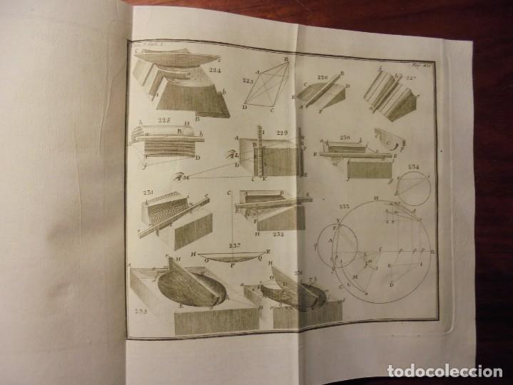 Libros antiguos: ARQUITECTURA CIVIL. BAILS. 1796. 64 GRABADOS - Foto 9 - 194507628