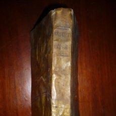 Libros antiguos: ESCUELA DE ARQUITECTURA CIVIL ATANASIO GENARO BRIZGUZ Y BRU 1804 VALENCIA. Lote 194903700