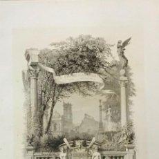 Libros antiguos: LES PROMENADES DE PARIS. BOIS DE BOULOGNE. BOIS DE VINCENNES. PARCS, SQUARES, BOULEVARDS. - ALPHAND,. Lote 109022306