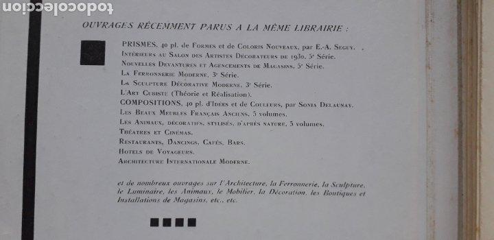 Libros antiguos: TERRASSES ET JARDINS, PAR ANDRÉ LURCAT, - Foto 3 - 195317161