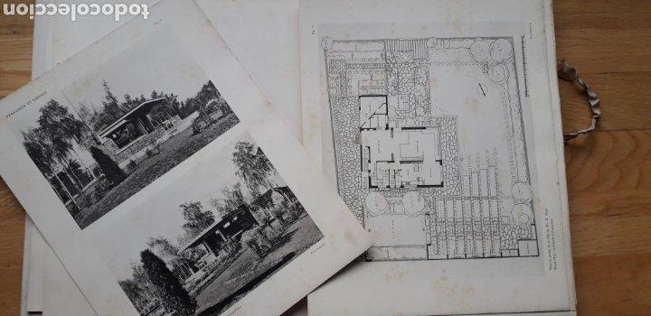 Libros antiguos: TERRASSES ET JARDINS, PAR ANDRÉ LURCAT, - Foto 6 - 195317161