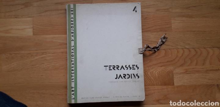 TERRASSES ET JARDINS, PAR ANDRÉ LURCAT, (Libros Antiguos, Raros y Curiosos - Bellas artes, ocio y coleccion - Arquitectura)