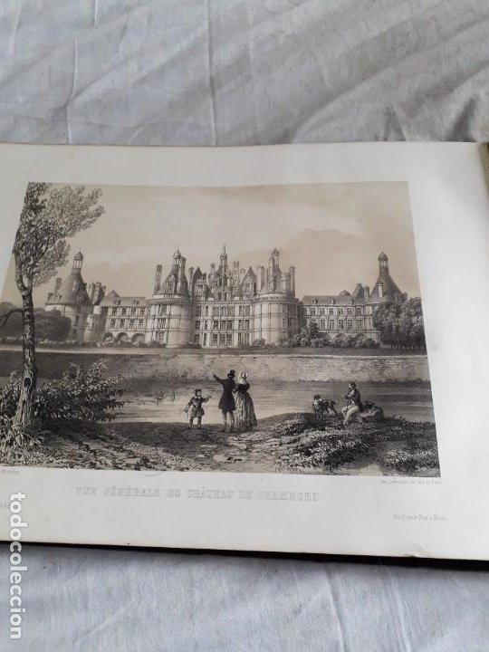 Libros antiguos: Album du chateau de Blois restauré...1851 - Foto 10 - 195996260