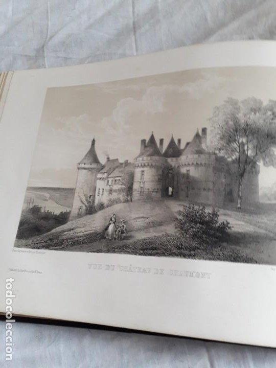 Libros antiguos: Album du chateau de Blois restauré...1851 - Foto 15 - 195996260