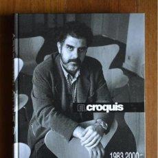Libros antiguos: ENRIC MIRALLES 1983 - 2000 EL CROQUIS. Lote 196628651